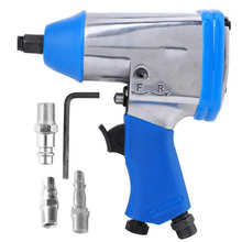 Air Impact Pneumatic-Wrench Power-Tools for Car Truck Repairing 178mm 7000RPM Rattle-Gun
