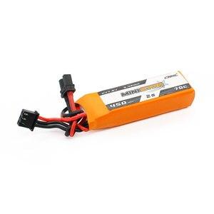 Image 2 - 3 팩 CNHL MiniStar HV 450mAh 7.6V 2S 70C Lipo 배터리 (XT30U 플러그 포함)
