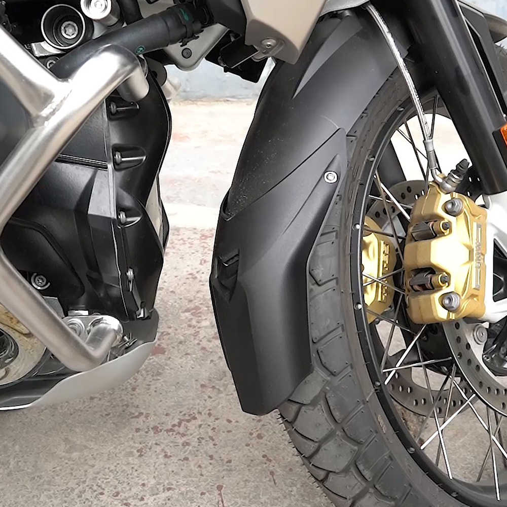 BMW r1200gs lc r1250gs adv arka ön çamurluk çamurluk macera çamurluk İleri Splash Guard R 1200 GS motosiklet parçaları