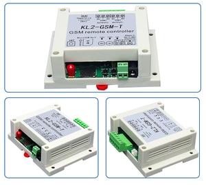 Image 5 - Dual Relais Schakelaar Module GSM Alarm met SMS Controller KL2 GSM T met temperatuursensor voor Licht/Visvijver cultuur/warehousing