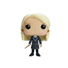 Hot Novel movies Harry action figures Potter Luna Lovegood 10cm 14 model toys doll collection for gifts