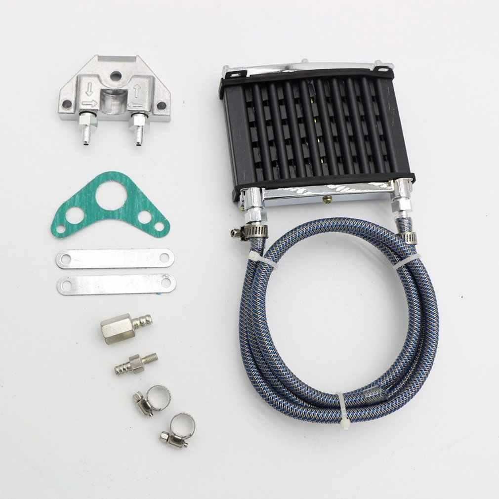 אוניברסלי מנוע קולר שמן קירור רדיאטור עבור 125cc 140 150cc שביל עפר אופני אופנוע