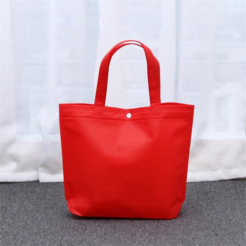 Vogvigo Foldable Shopping Bag Reusable Tote Pouch Women Travel Storage Handbag Fashion Shoulder Bag Female Canvas Shopping Bags