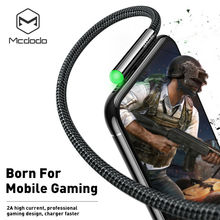 Mcdodo for iPhone 11 pro X 8 7 Plus Lightning to USB Cable 90 Degree for iPhone