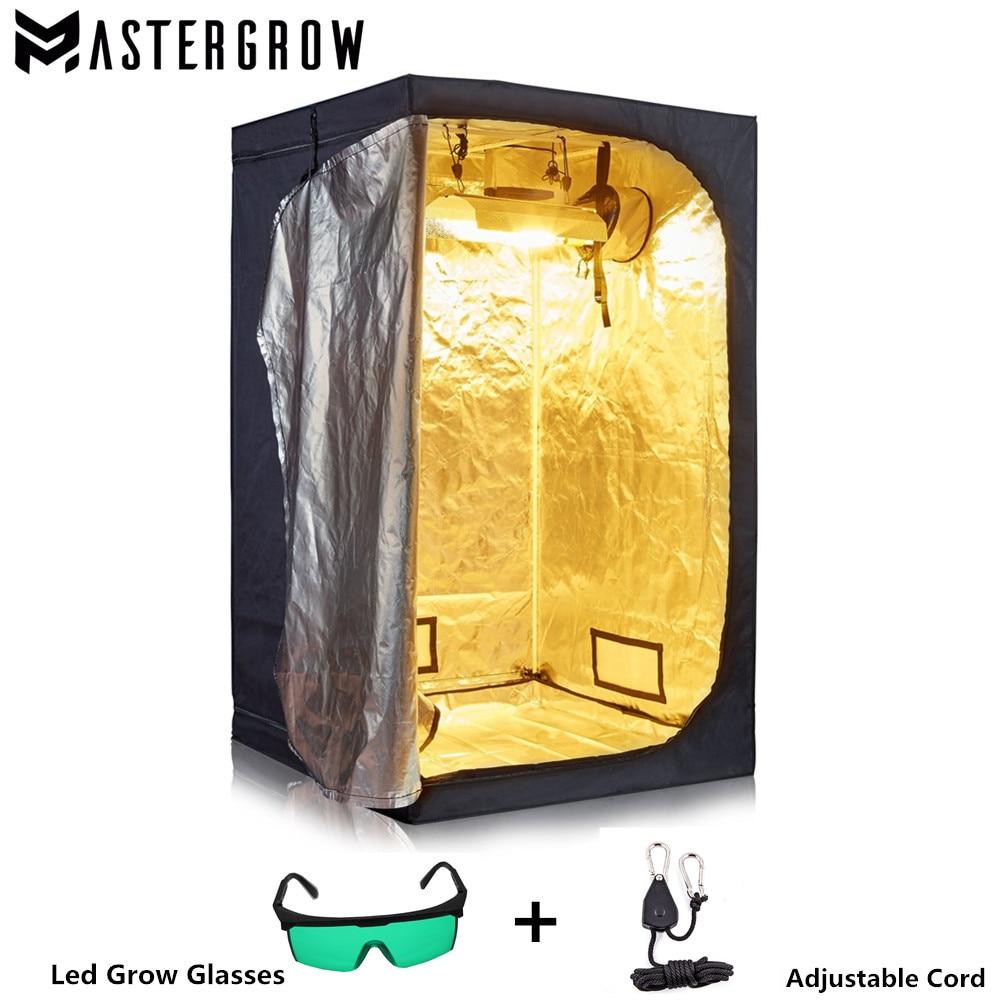 MasterGrow Led Wachsen Licht Indoor Hydrokultur Wachsen Zelt, Wachsen Zimmer Box Anlage Wachsen, reflektierende Mylar Ungiftig Garten Gewächshäuser