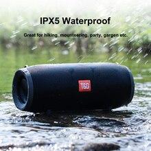 Bluetooth Speaker column Wireless portable sound box 20W stereo bass subwoofer fm radio boombox aux usb pc sound bar TG215