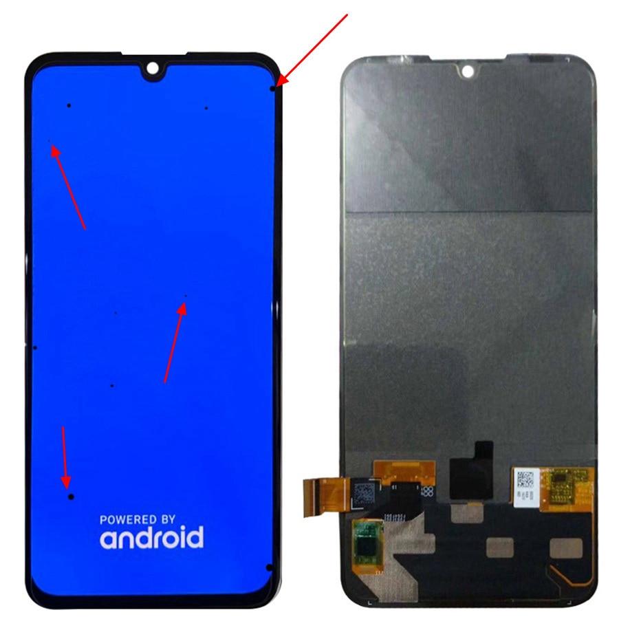 Motorola One Zoom LCD