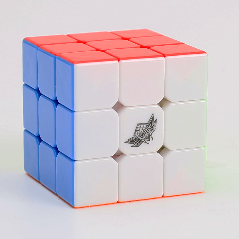 Cyclone Boys 3x3x3 Mini Feiwu 4cm Magic Cubes Puzzle Cubes Speed Cubo Square Puzzle Stickerless Challenging Gifts Toys For Child