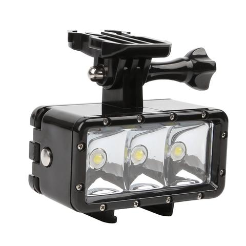 30M Underwater Waterproof LED Lamp Diving Light for DJI Osmo Action GoPro Hero 7 6 5 Black Xiaomi Yi Sjcam Eken Flash Lighting Islamabad