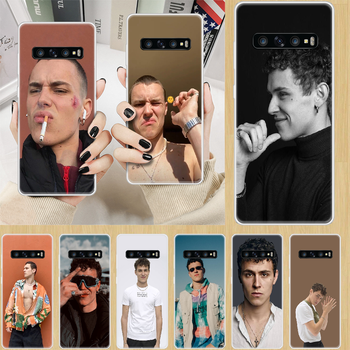 Spanish aron piper TV series Phone Case cover hull For SamSung Galaxy S M 6 7 8 9 10 20 30 31 Edge Plus E Lite transparent funda image