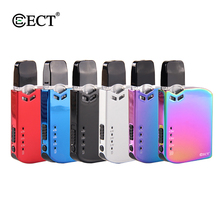 ECT Robin Vape Pod System Kit 420mAh Battery Preheat Box Mod Adjustable Voltage With MTL Electronic Cigarette Pods For Juul ect robin vape pod system kit 650mah vv preheat battery for e electronic cigarette e liquid jul cbd oil cartridge jc01 vapor kit