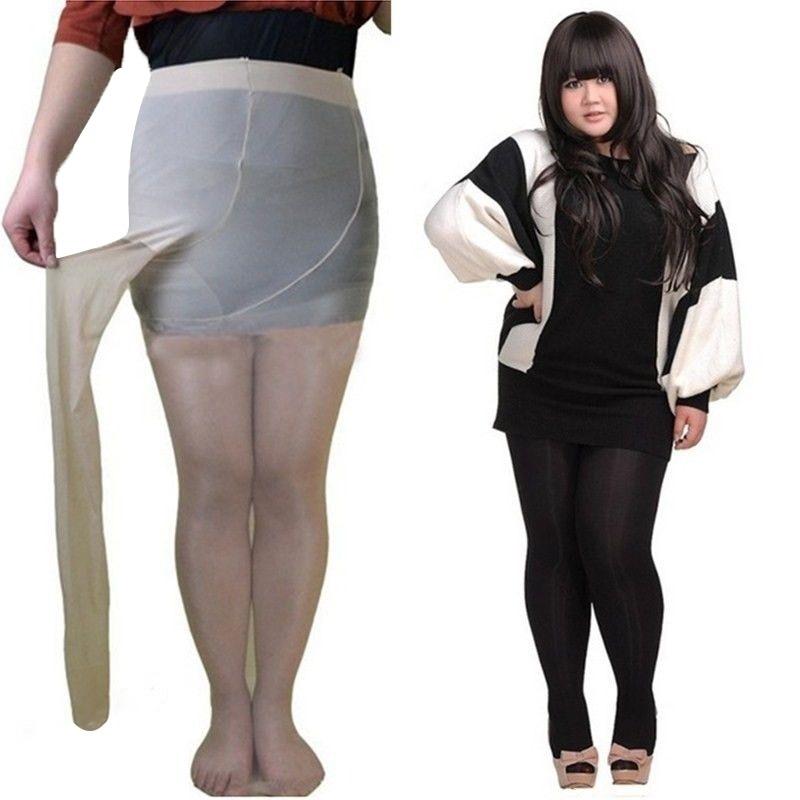 Новый размера плюс, Модные женские сексуальные колготки подходит для беременных; Колготки; Чулки трикотаж SCI88