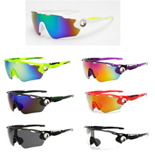 UV400 Cycling Sunglasses Men Women Windproof Sports Eyewear