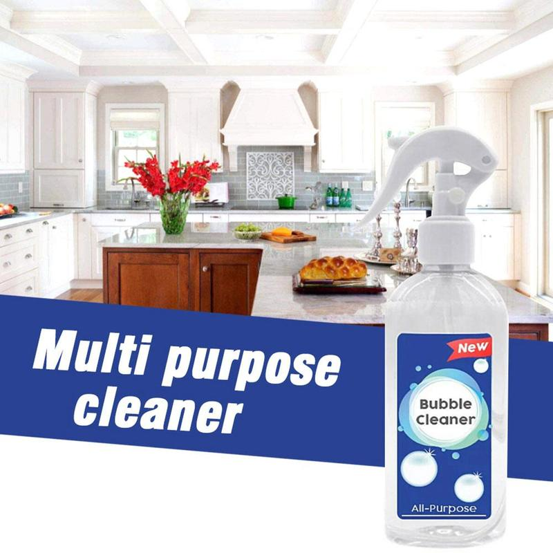 1 Pcs New Multi-functional Cleaner Bathroom Effective Bubble Cleaner Window Cleaning Kitchen Grease Cleaner All-Purpose Cleaner