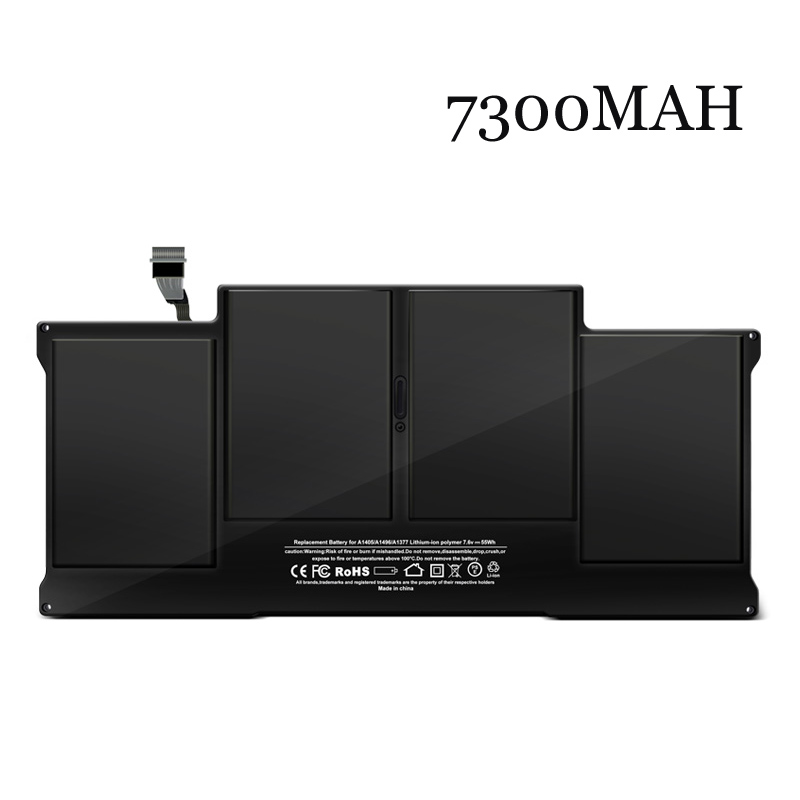 New Laptop <font><b>Battery</b></font> Internal For mac air MacBook Air <font><b>A1369</b></font> A1405 A1466 A1496 A1377 MD231 MD232 MC965 MC966 13inch 2011 image