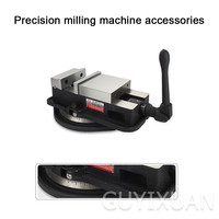4 inch 6 inch 8 inch Flat pliers High precision angle fixed vice Bench vise Precision milling machine accessories