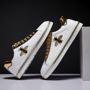 New Fashion Bee Embroidery Gol