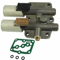 New Transmission Dual Linear Shift Solenoid with gasket
