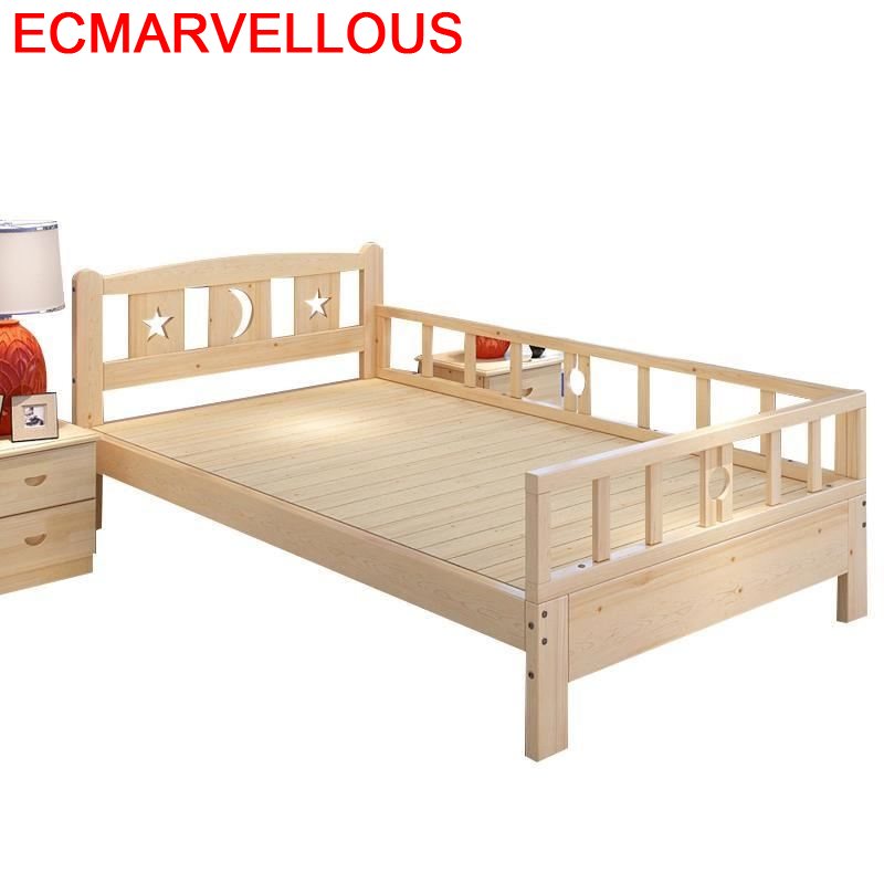 Toddler Chambre Tempat Tidur Tingkat Meble Baby Crib Ranza Lit Enfant Muebles Wodden Cama Infantil Bedroom Furniture Kids Bed
