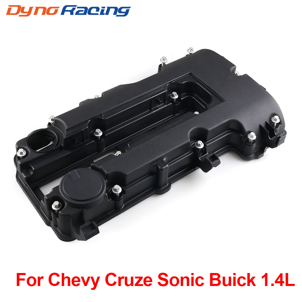 Black Camshaft Engine Valve Cover Bolts & Seal For Chevy For Cruze For Sonic For Buick 1.4L 25198498,25198874,55573746