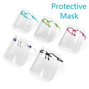 Mask-Protector Kitchen-Accessories Splash Cooking Full-Face-Cover Transparent Safety
