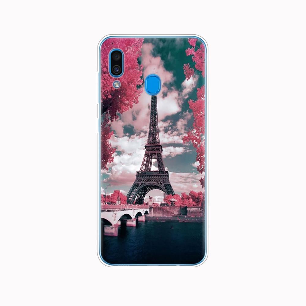 Case For Samsung Galaxy A20 A20E Case Cover Silicone Shells For Samsung A20 A 20 2019 A205F A20E A202F Soft Fundas Bumper