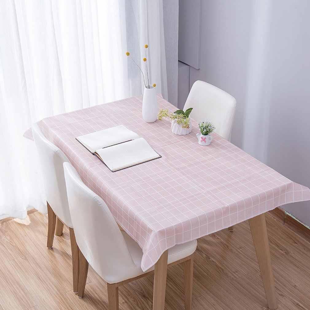 נורדי שולחן בית בד שולחן בד קפה בד שולחן Pvc בד שולחן מחצלת עמיד למים שמן הוכחה מפת שולחן