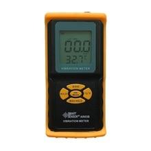 AR63B умный датчик, Виброметр, Цифровой точный тестер, анализатор, Виброметр, измерение скорости, ускорение, смещение
