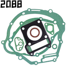 2088 Motorcycle Complete Full Gasket Set For Yamaha YBR125 YBR 125 Spare Parts