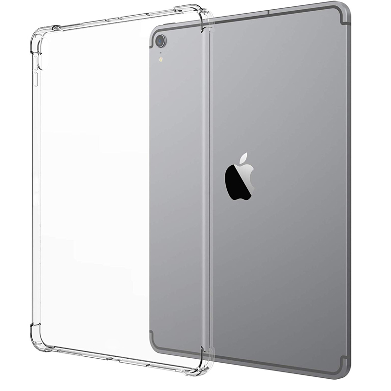 2020 Case Back TPU Soft Cover Tablet Silicon Case Air Transparent 10.9 Clear For iPad