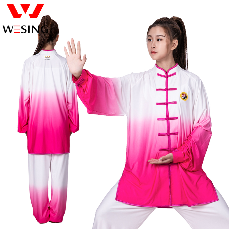 WESING TaiChi Uniform Traditional Kung Fu Martial Arts Silik Clothes TaiChi Clothing