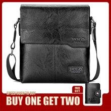 VICUNA POLO, мужская сумка через плечо, Классическая брендовая мужская сумка, Ретро стиль, повседневные мужские сумки-мессенджеры, рекламная сумка через плечо, мужская сумка
