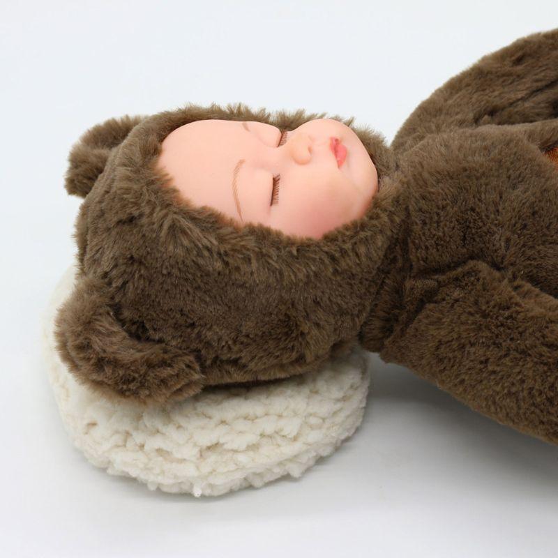Newborn Photography Props Round Cushion Baby Infant Photo Posing Pillow P31B