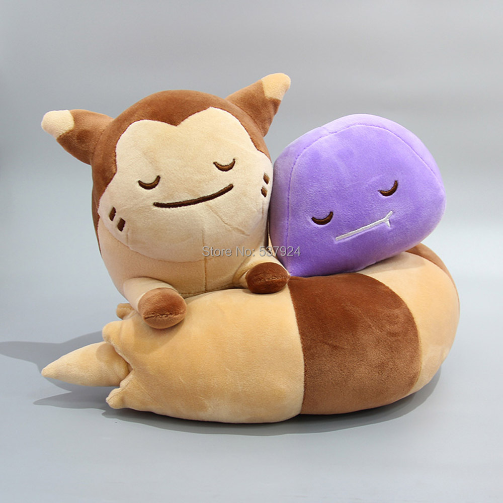 New Furret And Ditto 12