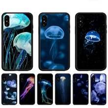 Yinuoda medusa caso de telefone para huawei p9 p10 p20 p30 p40 lite por psmart 2019