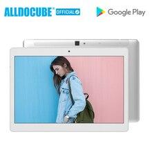ALLDOCUBE M5X Pro 10.1 Android 8.0 Tablet PC MTK X27 10 rdzeń 4G tablety telefoniczne 4GB RAM 128GB ROM Dual WIFI 2560*1600 IPS