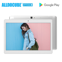 ALLDOCUBE Tableta M5X Pro 10,1, Android 8,0, PC MTK X27, 10 núcleos, 4G, Tablets de llamada telefónica, 4GB de RAM, 128GB de ROM, WIFI Dual, 2560*1600 IPS