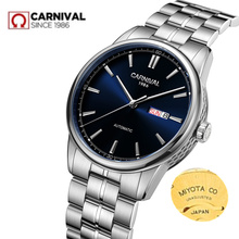 Switzerland Carnival mechanical watch men MIYOTA automatic
