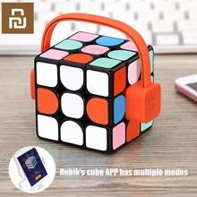 Youpin Giiker סופר חכם קוביית App מרחוק comntrol מקצועי קסם קוביית חידות צבעוני צעצועים חינוכיים לגבר אישה