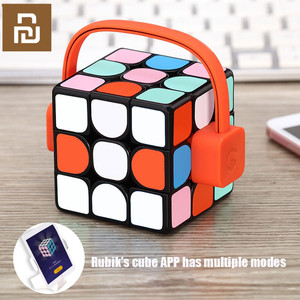 Image 1 - Youpin Giiker super smart cube App remote comntrol Professional Magic Cube Puzzles Colorful Educational Toys For man woman