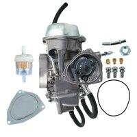 Motorrad 42mm PD42J Vergaser Carb für YFM600 Raptor 500 ATV Quad 600Cc 700Cc Roller Motor