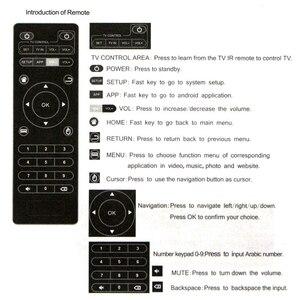 Image 5 - MXQ 4K MXQ 프로 H96 T95M T95N M8S M8N 미니 안 드 로이드 TV 상자에 대 한 무선 교체 원격 제어 안 드 로이드 스마트 TV 상자