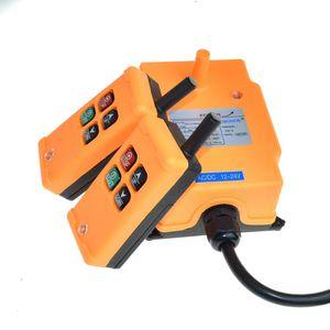 Image 2 - HS 4 2 Tansmitters 4 ช่อง 1 ควบคุมความเร็ววิทยุเครนระบบรีโมทคอนโทรล