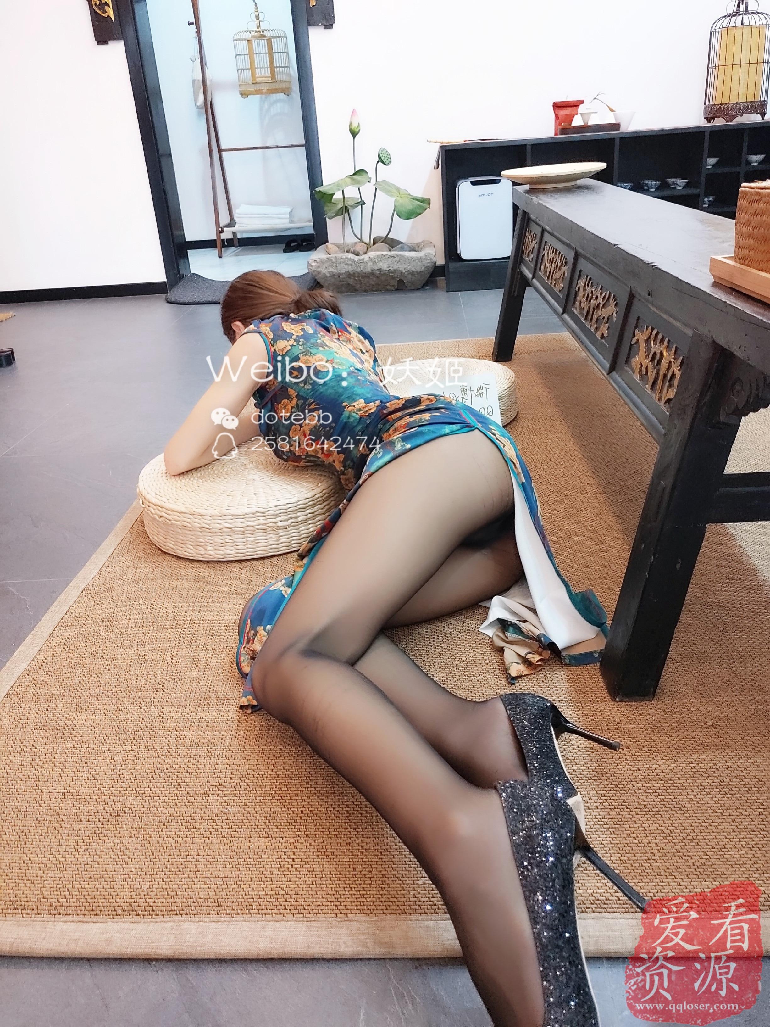 微博@妖姬#完具19.11最新旗袍[31P/1V][122M]
