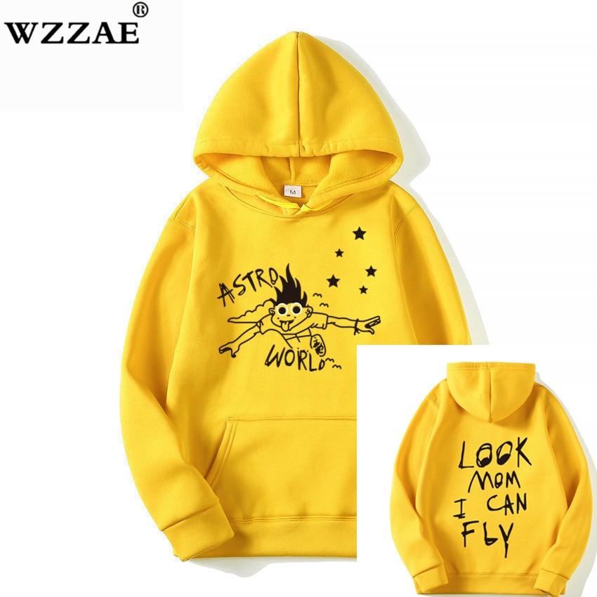 ASTROWORLD Look Mom i Can Fly Sweatshirt hoodie 10