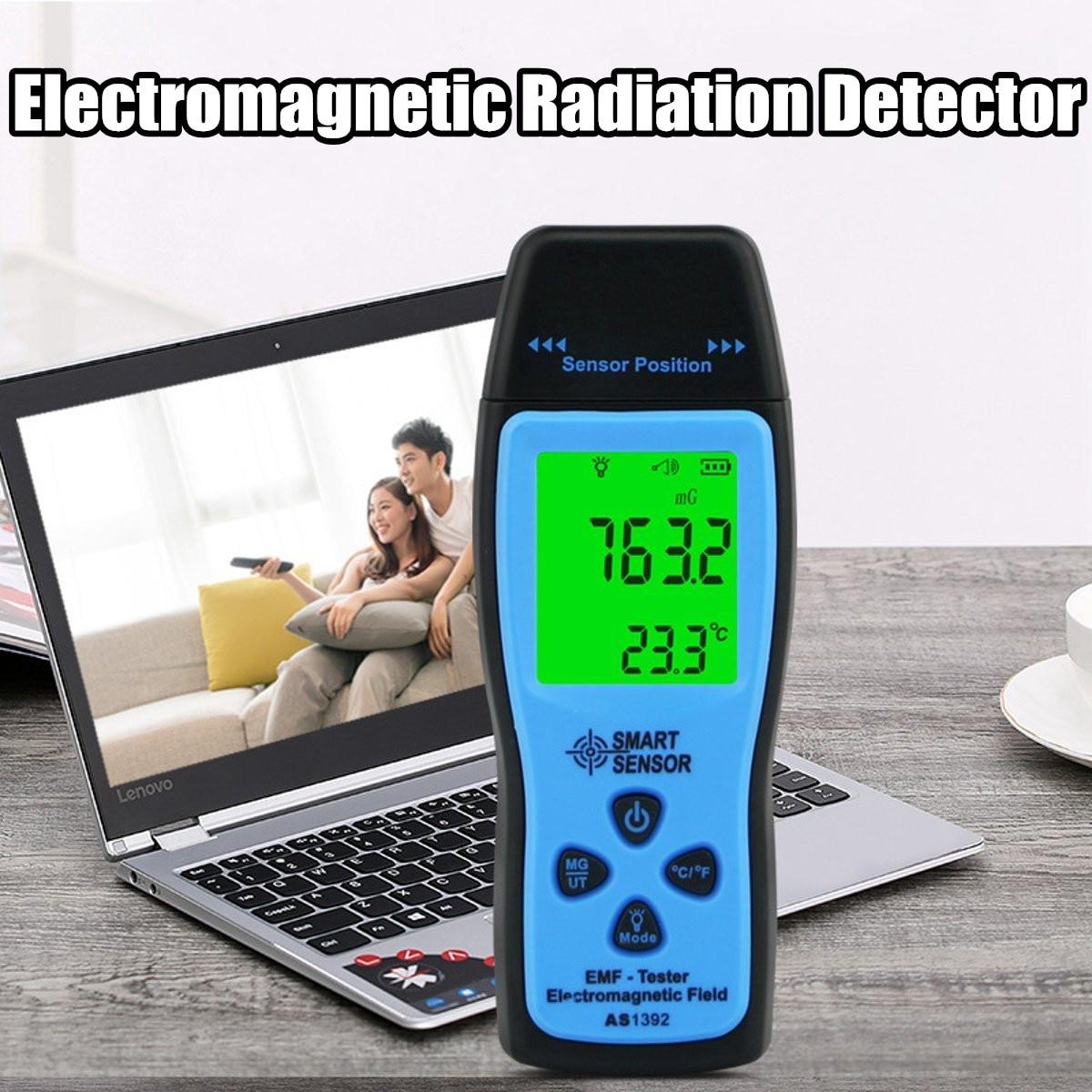 Dosímetro de radiação digital handheld mini testador
