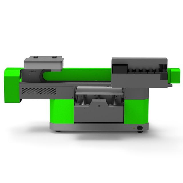 Multifunction Inkjet UV Flatbed Printer