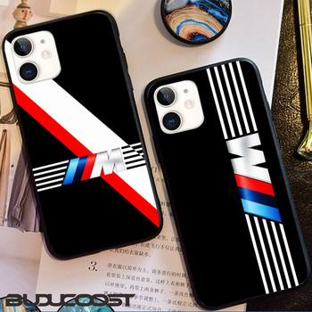 Top Car BMW Phone Case For Iphone 11 Pro 11 Pro Max X XR XS MAX 7 8 Plus 6s Plus 5s 2020 Se Cover image