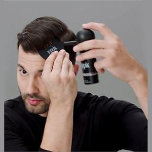 27.5g Toppik hair building fiber and sprayer to enhance keratin hair fiber thinning hair loss treatment