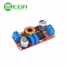 10pcs 5A DC to DC CC CV Lithium Battery Step down Charging Board Led Power Converter Lithium Charger Step Down Module hong